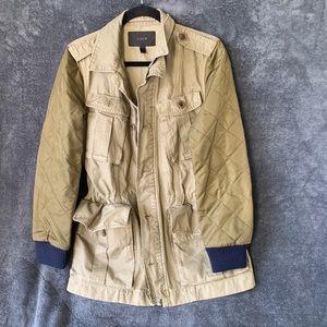 J crew cargo jacket
